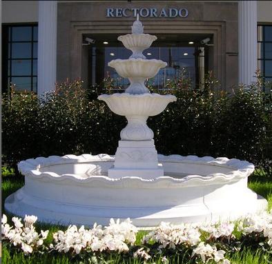 fuentes de jardin fuente anzio aro